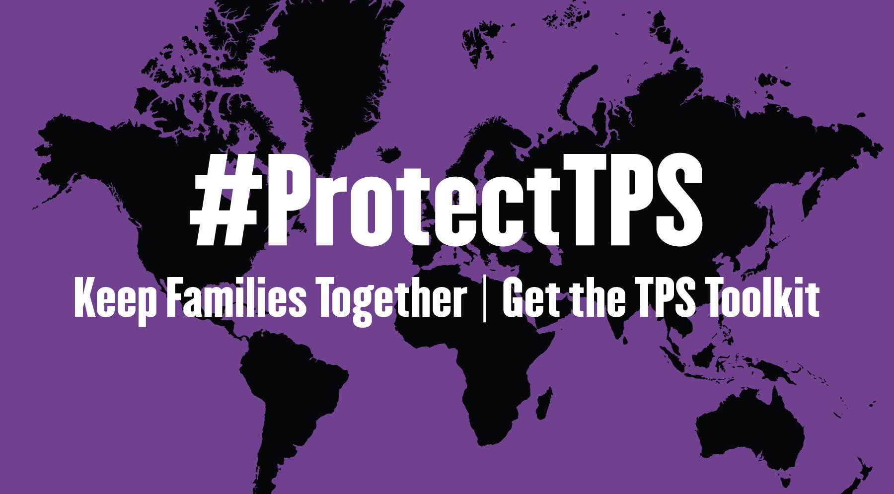 #SaveTPS