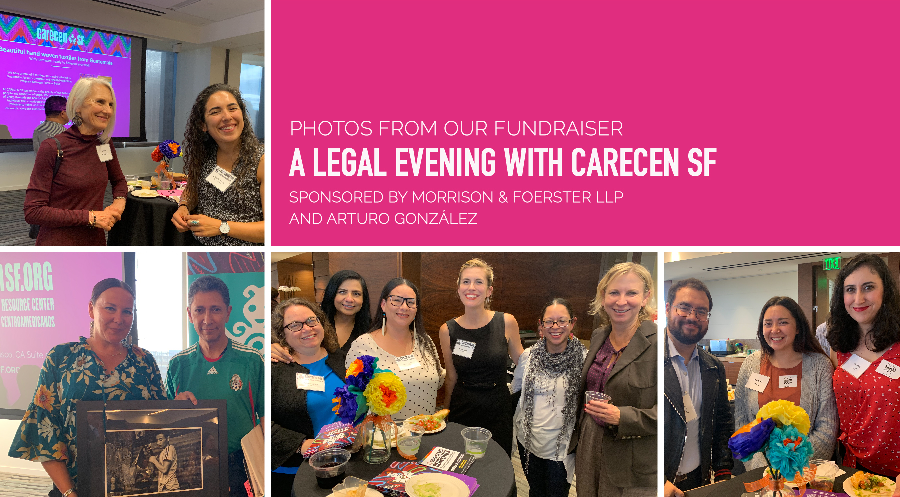 A Legal Evening with CARECEN SF