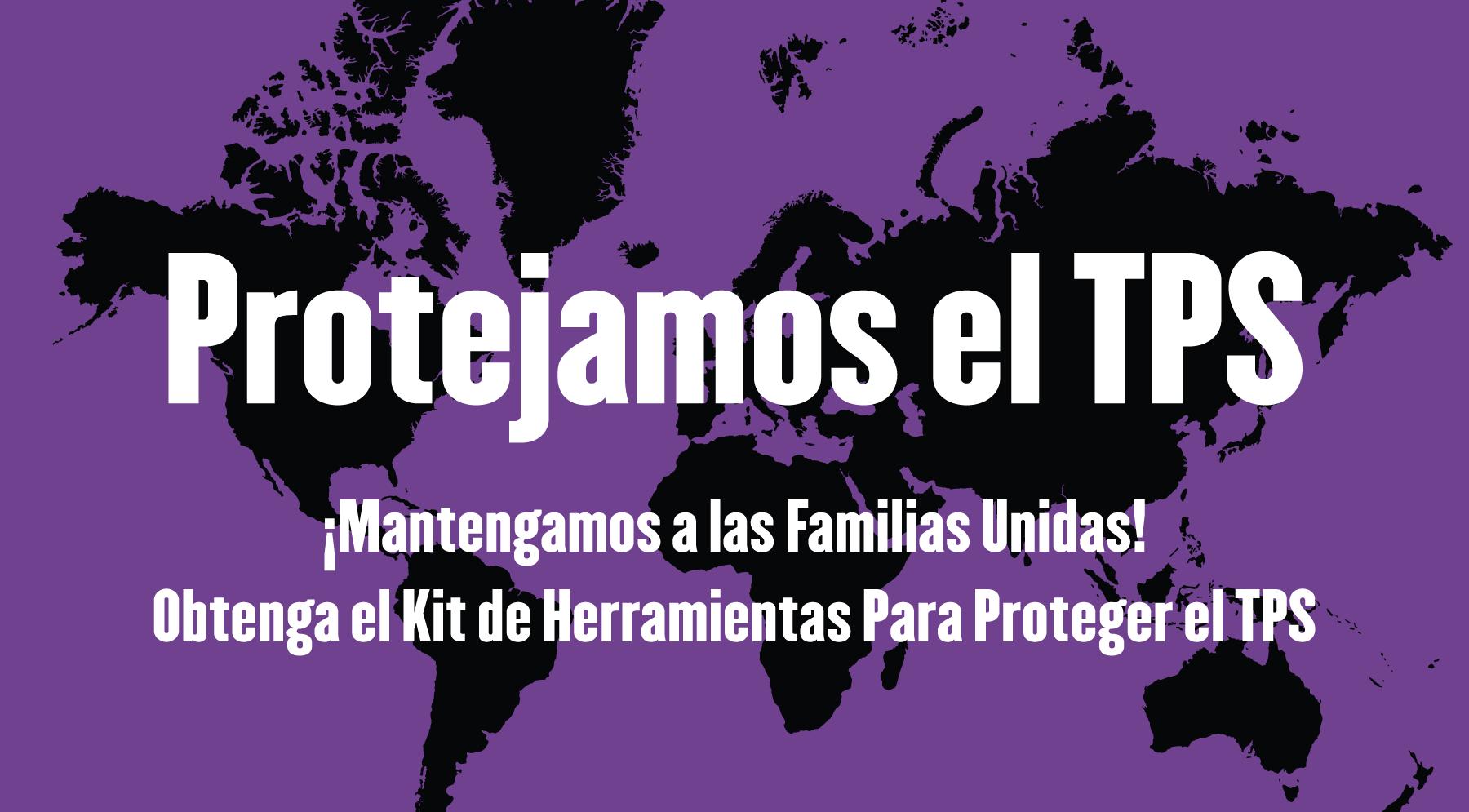 Protejamos el TPS