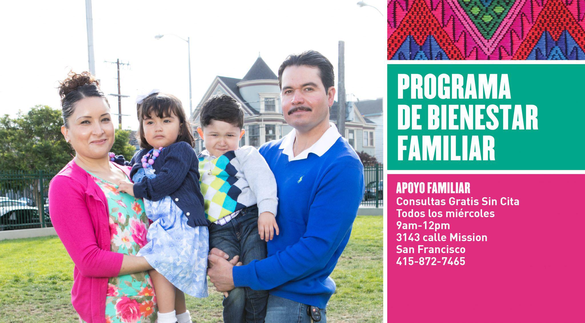 Programa de Bienestar Familiar