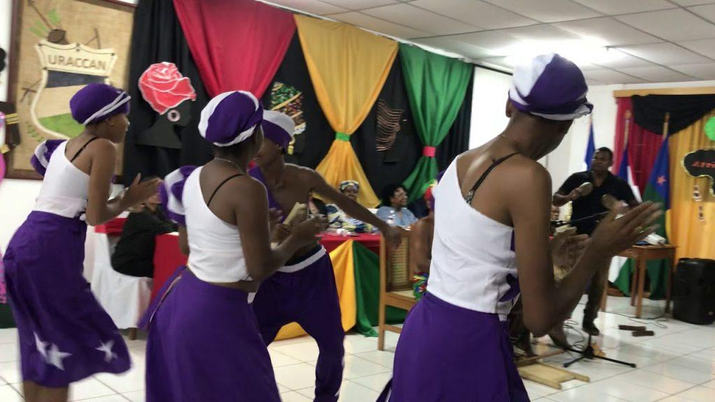 XV Encuentro de la Juventud Afro Centro-Americana y de la Diaspora