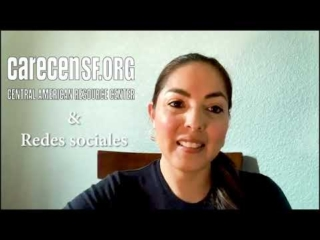 Video Message from CARECEN SF Re Ramos Case